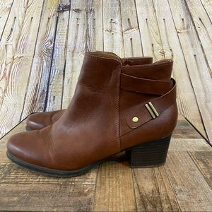 Women's Natural Soul, Calm Ankle Boots 8.4W